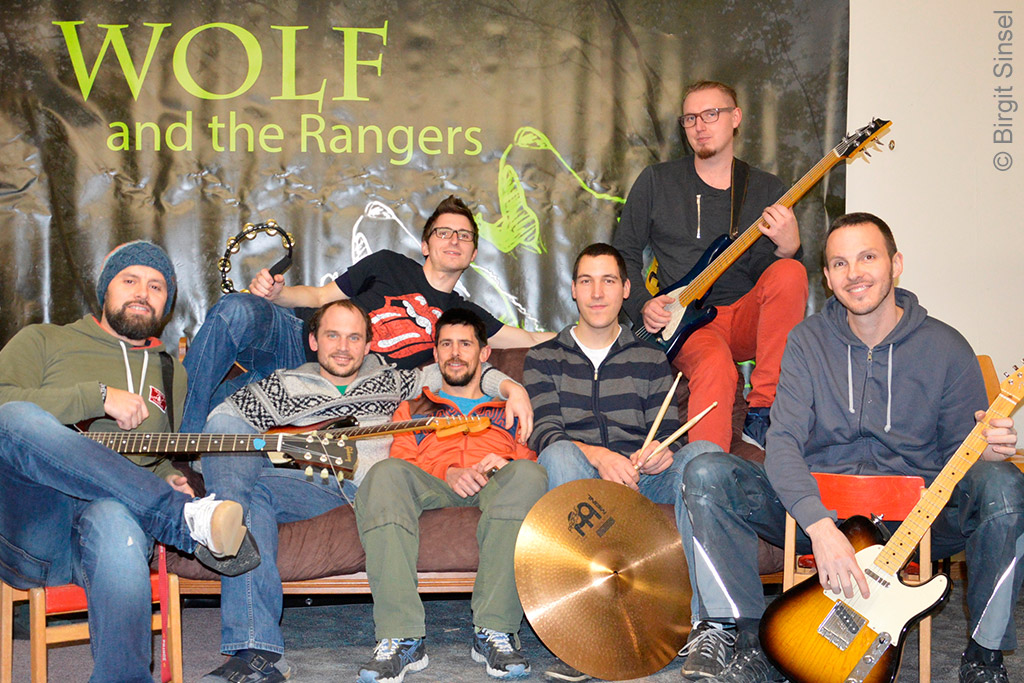 Wolf and the Rangers